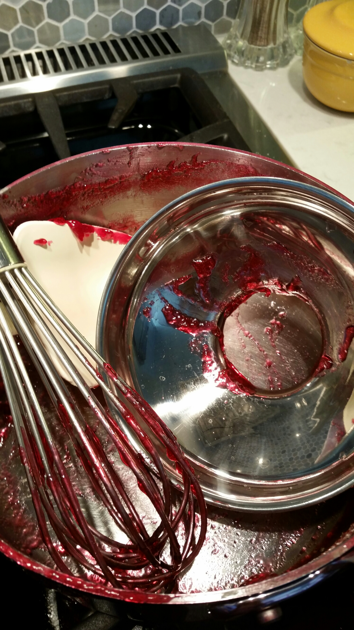 how to make pomegranate jelly from fresh pomegranates